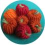 Pile 'o' Pumpkins Knit - Handwork Homeschool